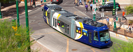 Sun Link streetcar project Tucson